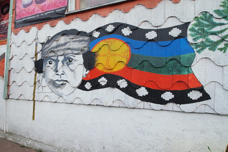 Comunidades Mapuche