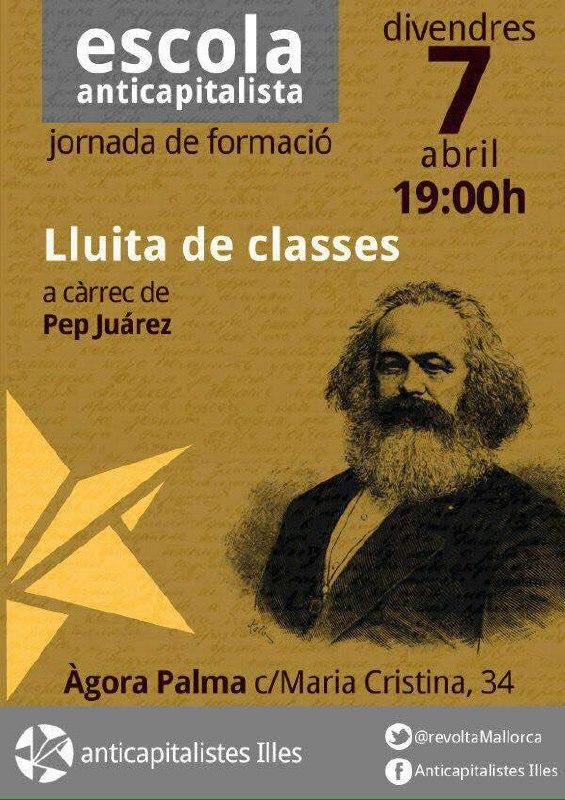 Lluita de Clases Palma de Mallorca